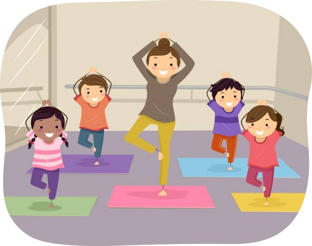 Yoga Classes for children: Begnins, Nyon - Raison d'Hêtre