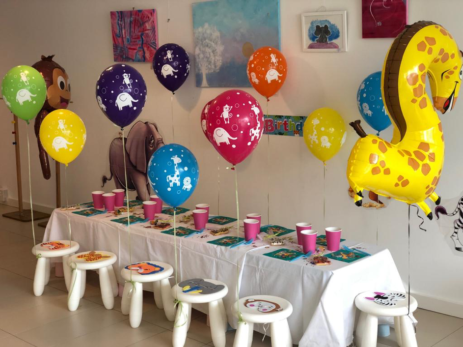 Parties: Two year-old party  - Raison d'Hêtre